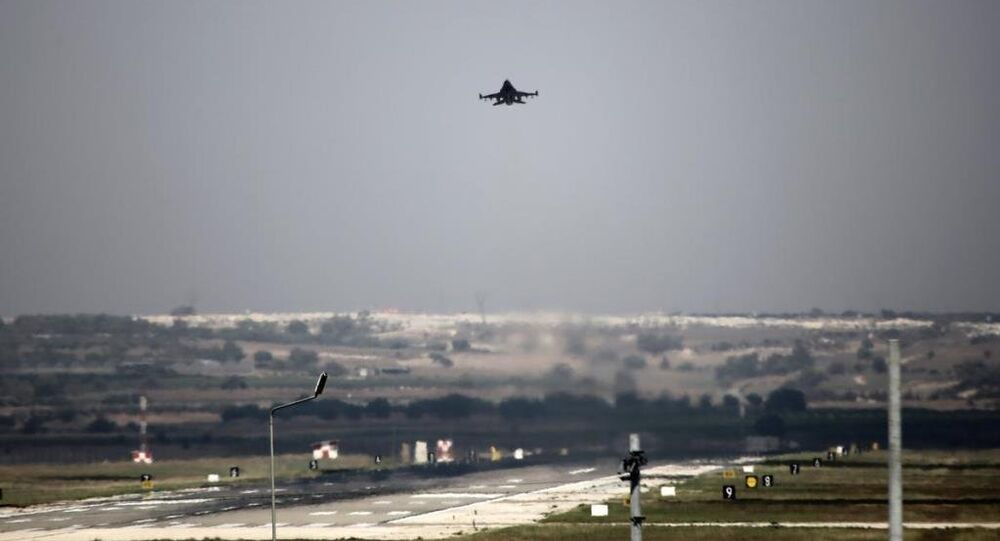 İncirlik, F-16