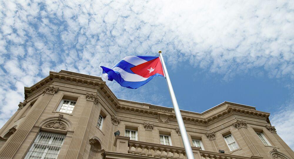 Washington'daki Küba Büyükelçiliği