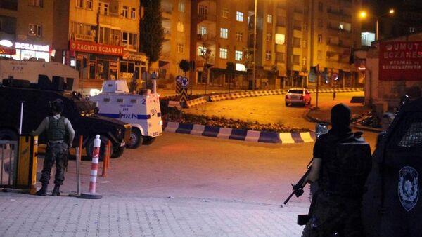 Hakkari, polis, saldırı, çatışma - Sputnik Türkiye