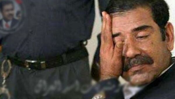 Saddam Hüseyin'in üvey kardeşi Vatban İbrahim el-Hasan - Sputnik Türkiye