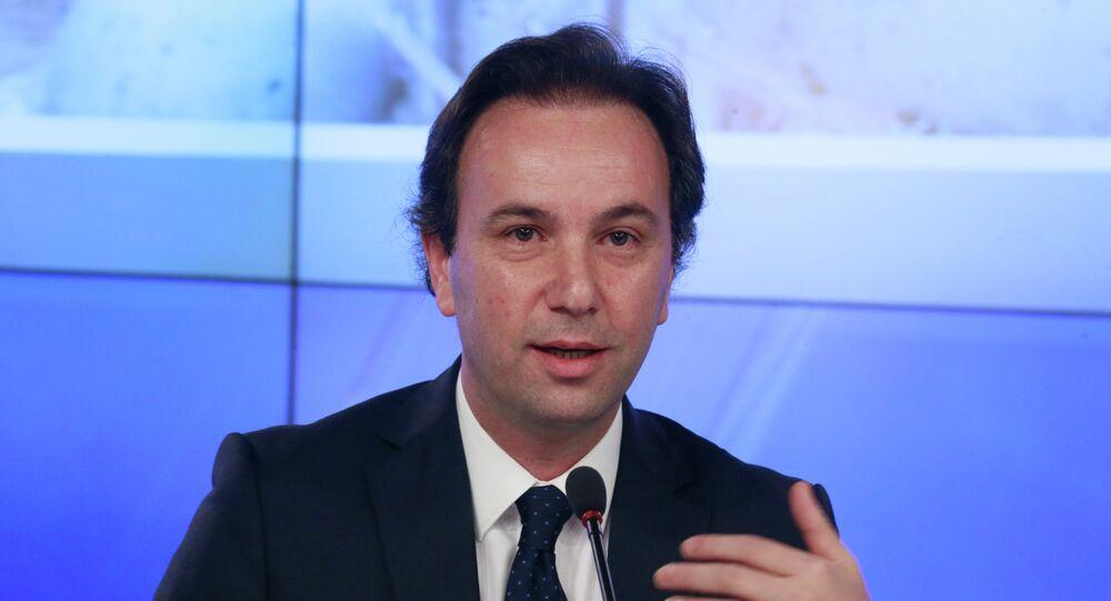 Suriye Muhalif ve Devrimci Güçler Ulusal Koalisyonu (SMDK) Başkanı Halid Hoca