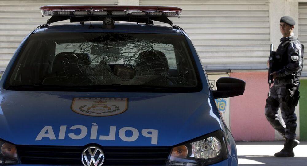 Brezilya polis