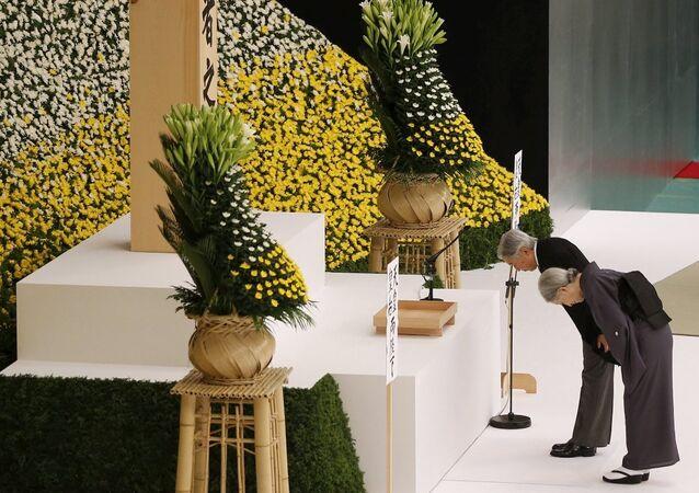 Japonya İmparatoru Akihito- Japonya İmparatoriçesi Miçiko