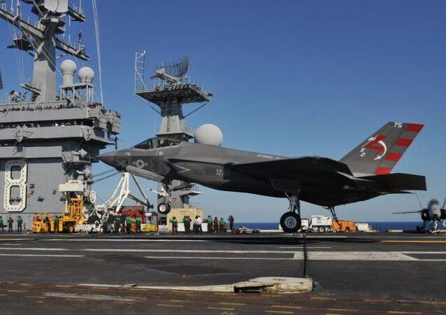 ABD'nin F-35 hayalet jetleri