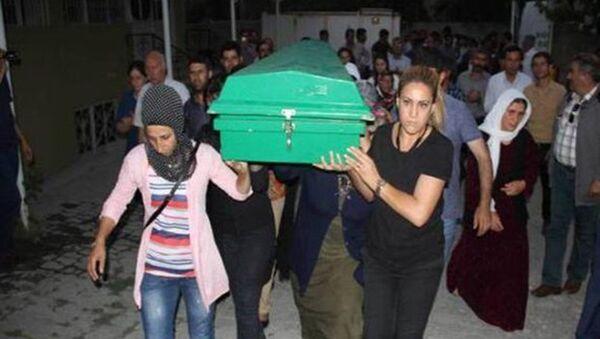 Muş cenaze - Sputnik Türkiye