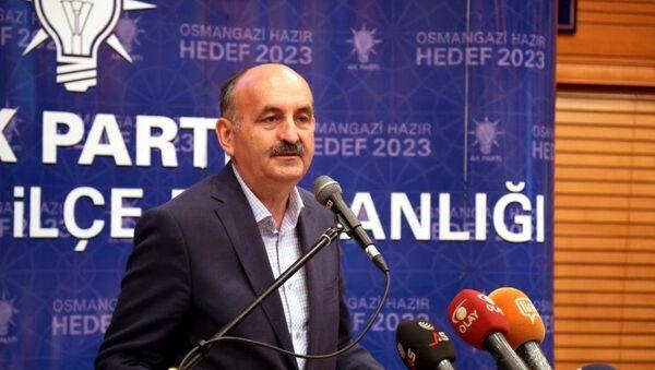 Sağlık Bakanı Mehmet Müezzinoğlu - Sputnik Türkiye
