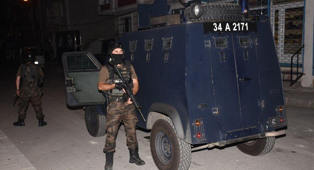 İstanbul terör operasyonu