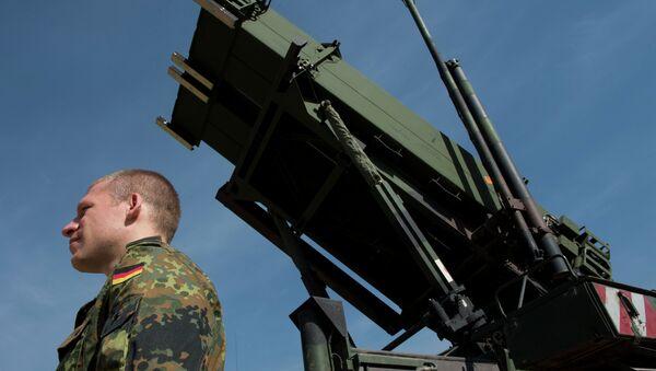 Patriot füze savunma sistemi - Sputnik Türkiye