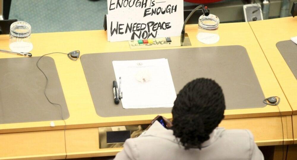 Güney Sudan barış görüşmeleri