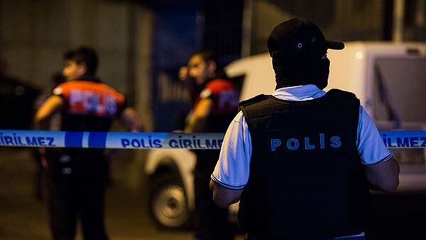 polis, çatışma - Sputnik Türkiye