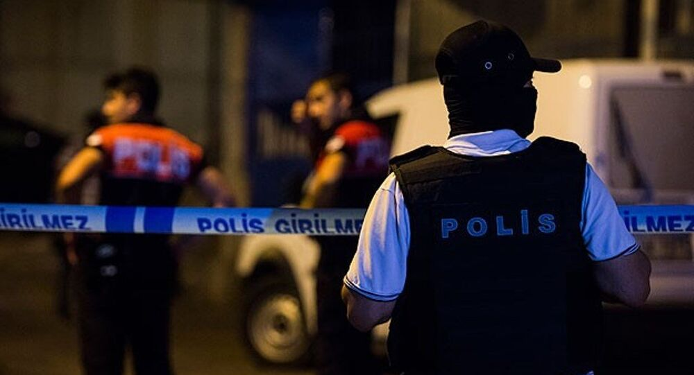polis, çatışma