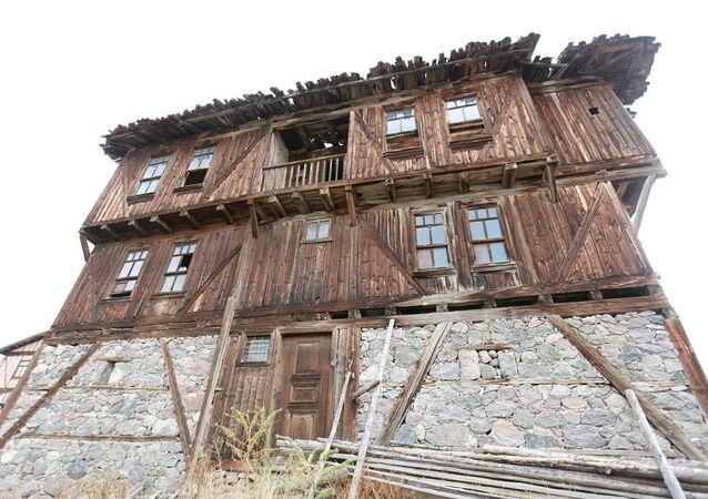 Köroğlu'nun Bolu'daki evi