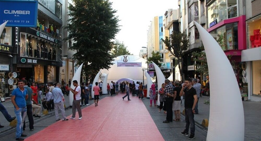 Laleli Fashion Shopping Festival