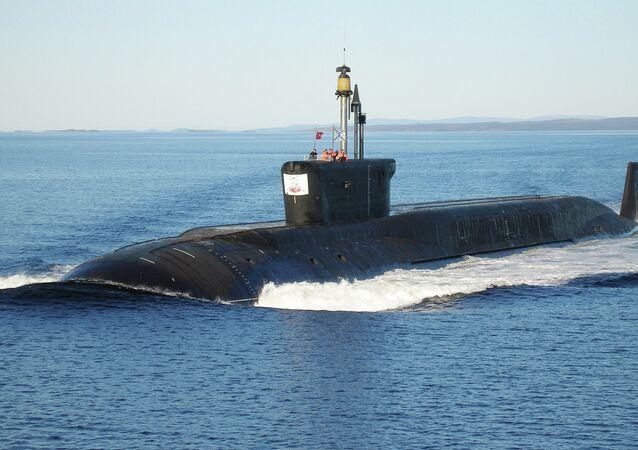 Yuri Dolgoruky denizaltısı