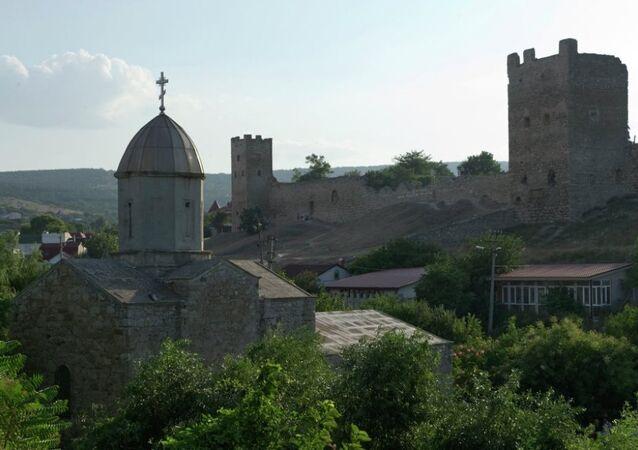Kırım'ın incisi Feodosya