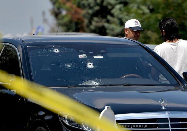 Star Medya Yönetim Kurulu Başkanı Murat Sancak'a silahlı saldırı