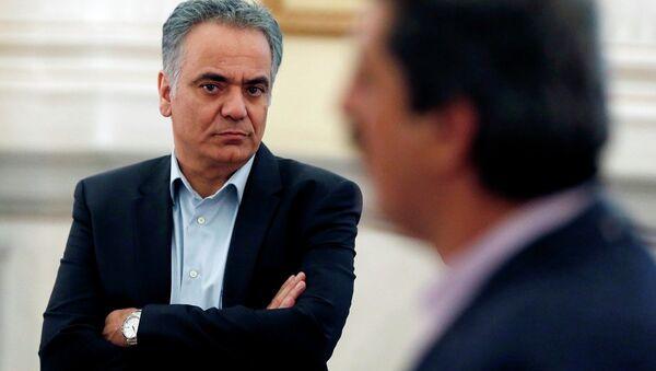 Panos Skurletis - Sputnik Türkiye