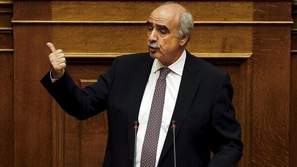 Vangelis Meimarakis - Sputnik Türkiye