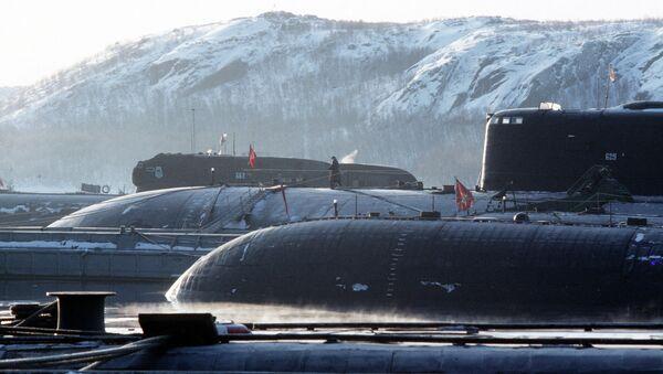 Denizaltı - Sputnik Türkiye