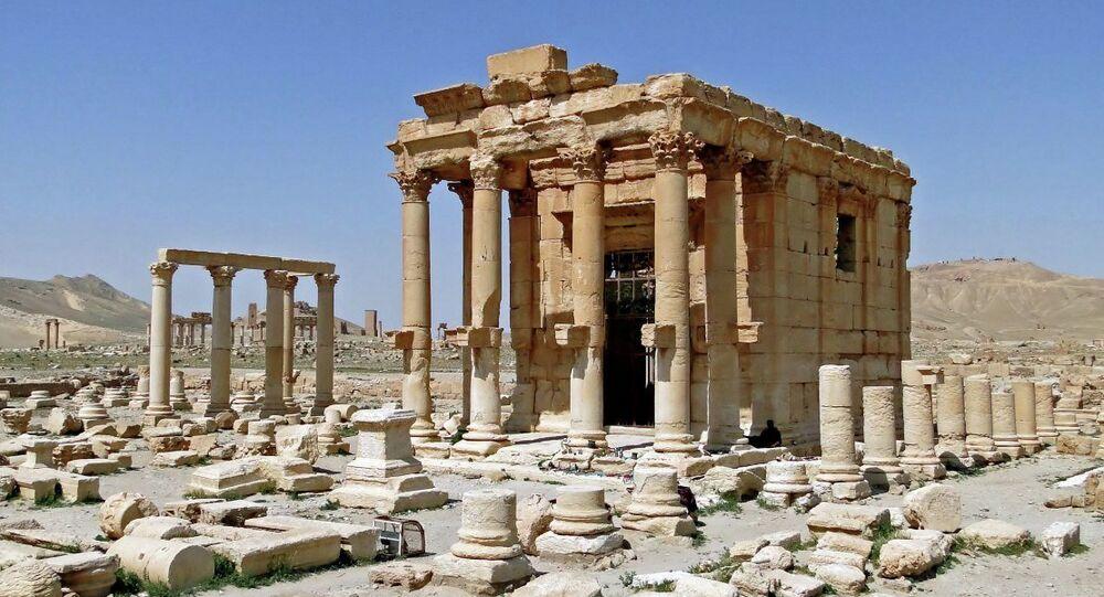Baalşamin tapınağı