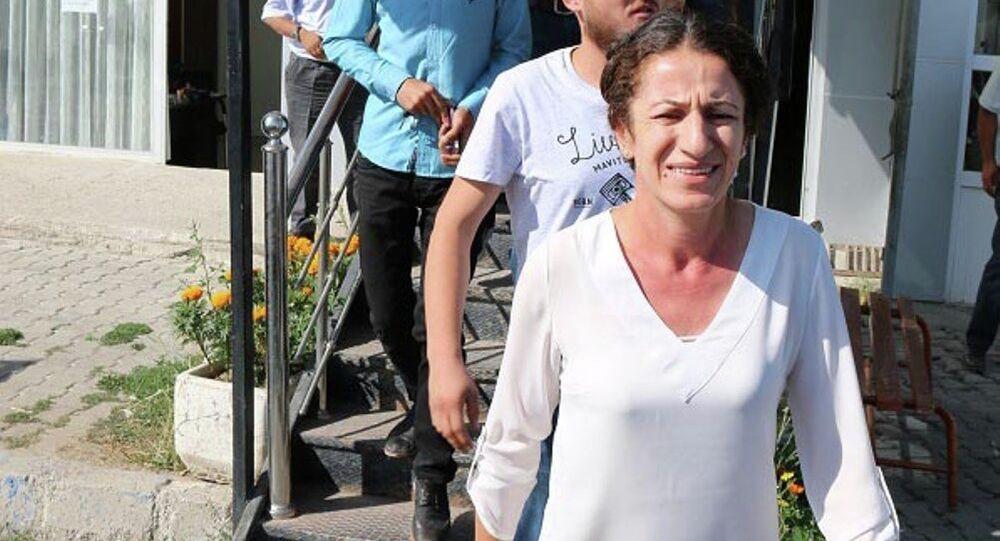 Edremit Belediyesi Eş Başkanı Sevil Rojbin Çetin