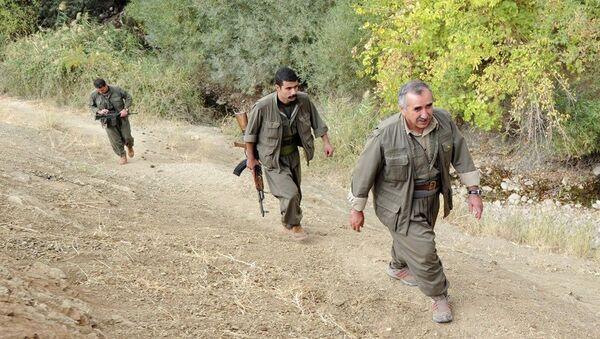 PKK-Murat Karayılan - Sputnik Türkiye