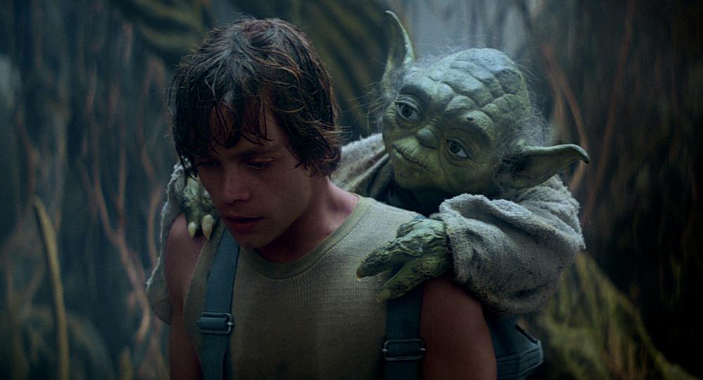 Jedi ustası Yoda