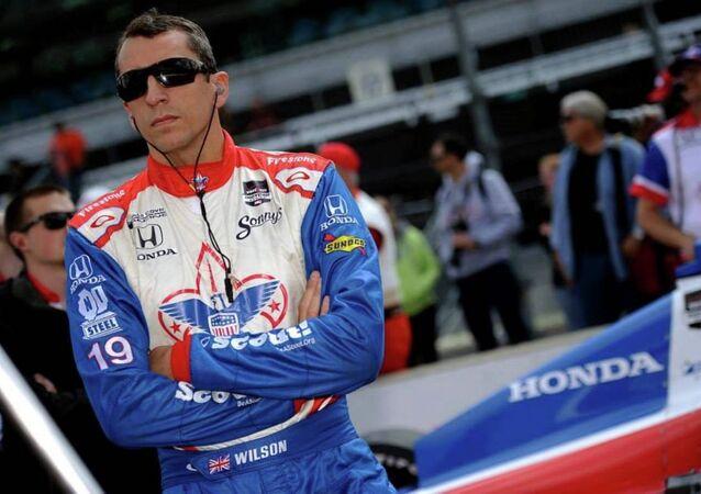 IndyCar pilotu Justin Wilson