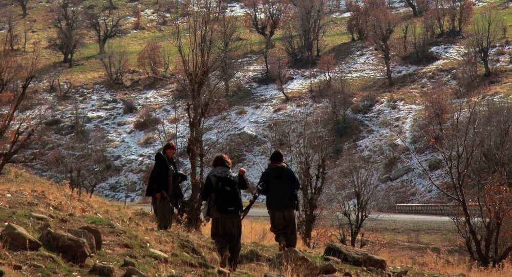 PKK Kandil