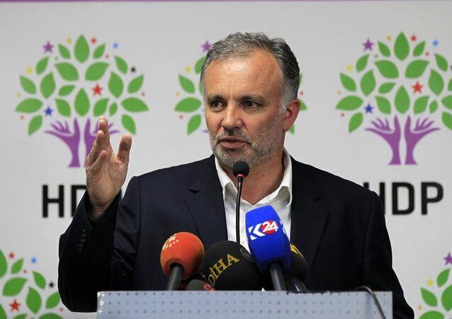 HDP Parti Sözcüsü Ayhan Bilgen