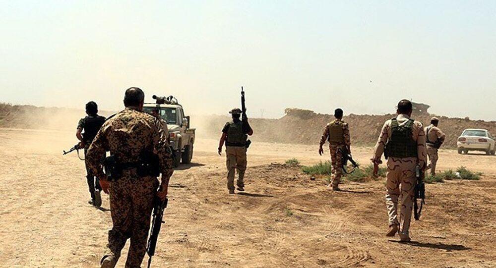 Irak güvenlik güçleri