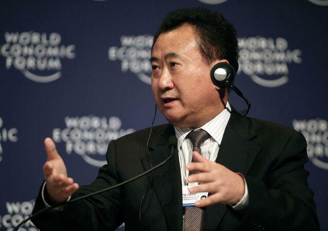 Asya'nın en zengin adamı Wang Cianlin