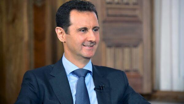 Suriye Devlet Başkanı Beşar Esad - Sputnik Türkiye