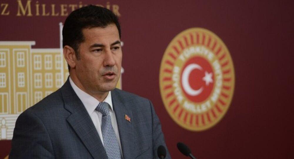 MHP eski Iğdır milletvekili Sinan Oğan