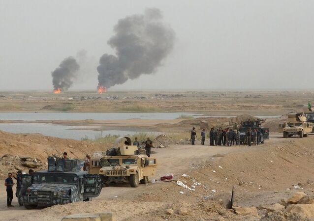 Irak ordusu - Anbar