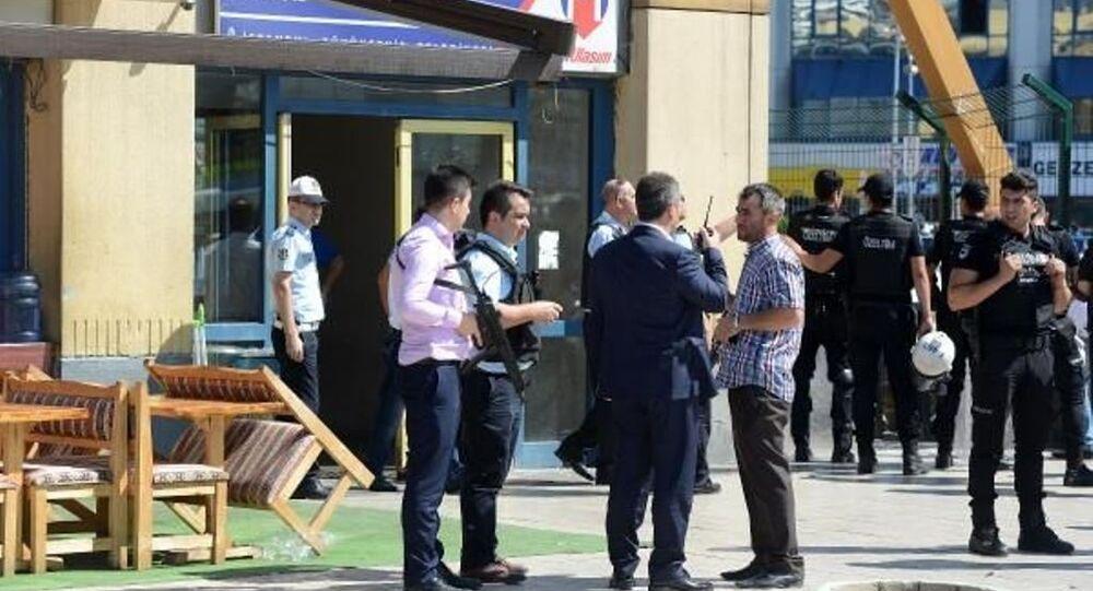 İstanbul Otogarı'nda silahlı saldırı