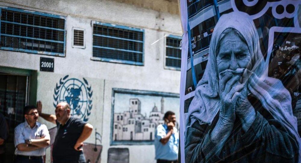 Kararın siyasi olduğunu savunan Mısri, BM'ye de UNRWA'nın bütçe açığının önüne geçilmesi ve siyasi komploların dışında tutulması çağrında bulundu.