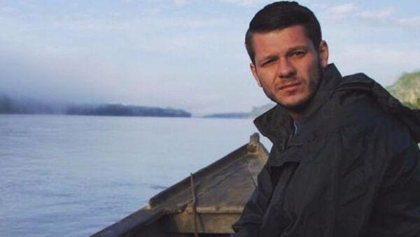 Diyarbakır'da gözaltına alınan İngiliz gazeteci Jake Hanrahan - Sputnik Türkiye