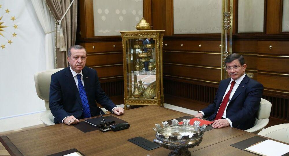 Recep Tayyip Erdoğan & Ahmet Davutoğlu