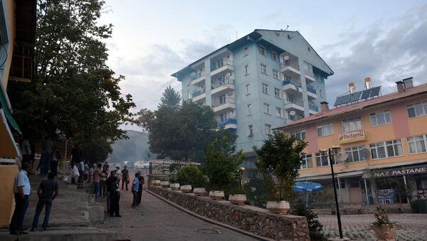 Tunceli'de yollar 3 gün kapalı - Sputnik Türkiye