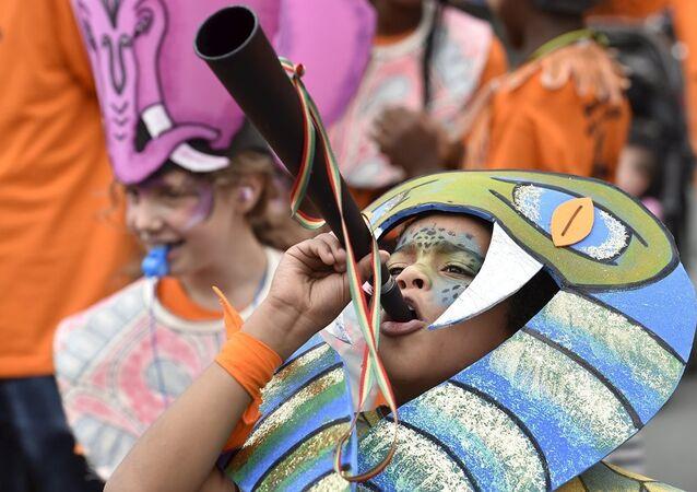 Londra Notting Hill Karnavalı