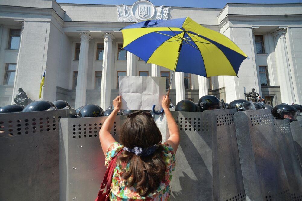 Ukrayna'daki protestolar