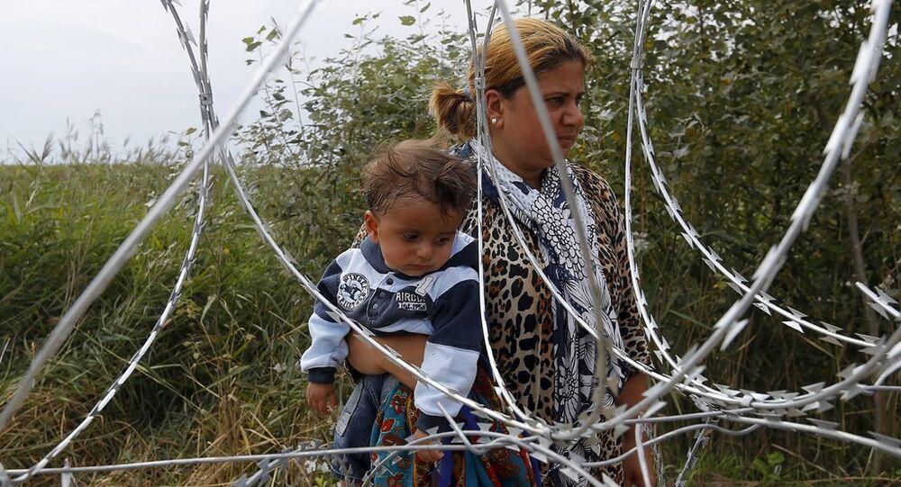 Göçmen - sığınmacı
