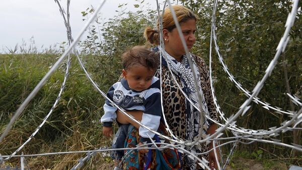 Göçmen - sığınmacı - Sputnik Türkiye