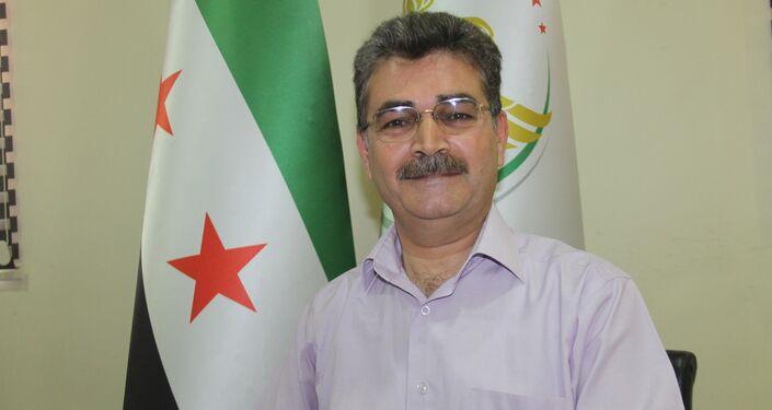 Suriye geçici hükümetinin Sağlık Bakanı Muhammed Vecih Cuma