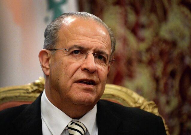 Güney Kıbrı Dışişleri Bakanı Yannis Kasulidis