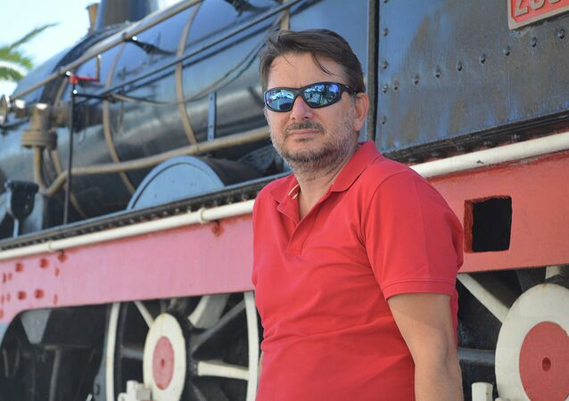 Marmara Su Altı Görüntüleme Festivali'nin Organizasyon Komitesi Başkanı Osman Ürper