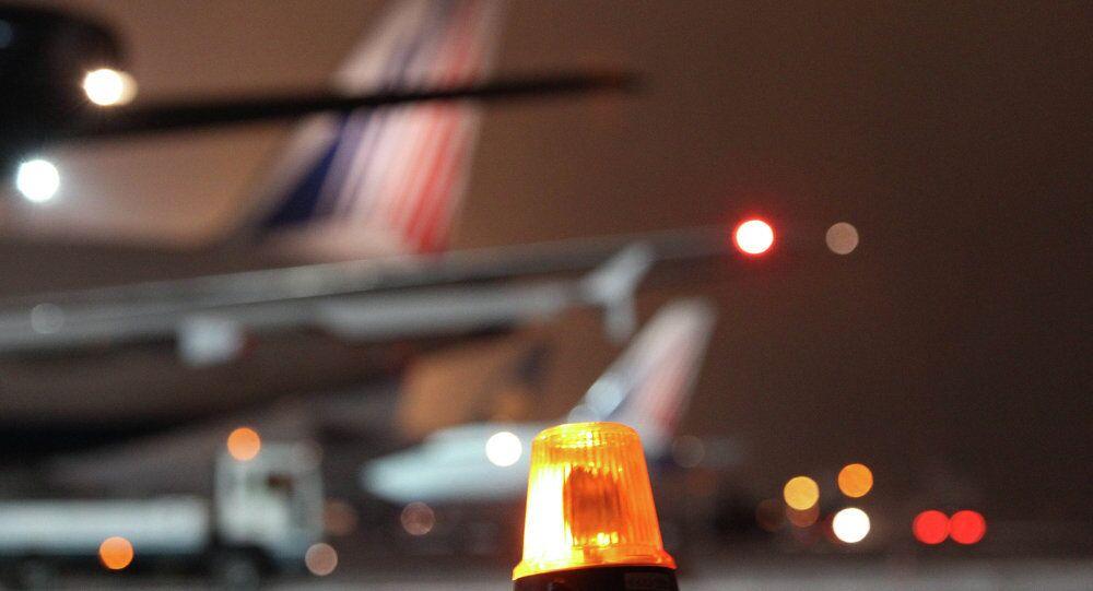 Uçak- hava alanı