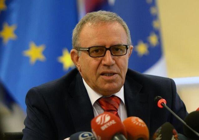 AB Bakanı ve Başmüzakereci Ali Haydar Konca