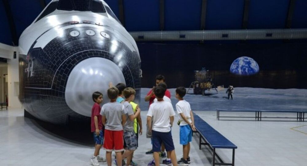 'Uzaya gitmek' için Türkiye'yi seçtiler